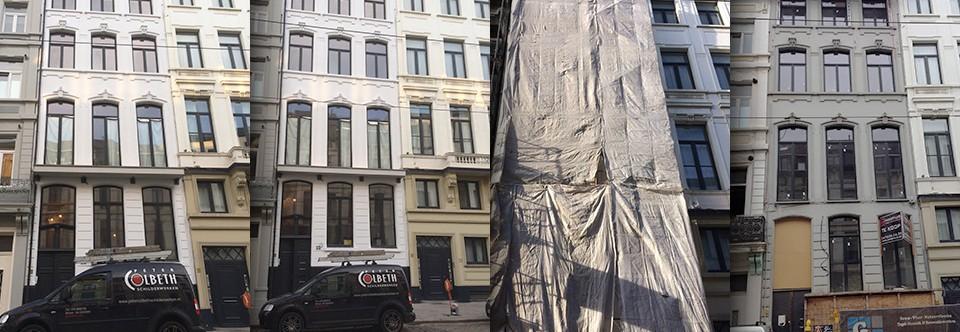 Renoveren en vakkundig schilderen